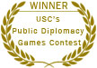 Winner: USC's Public Diplomacy Games Contest